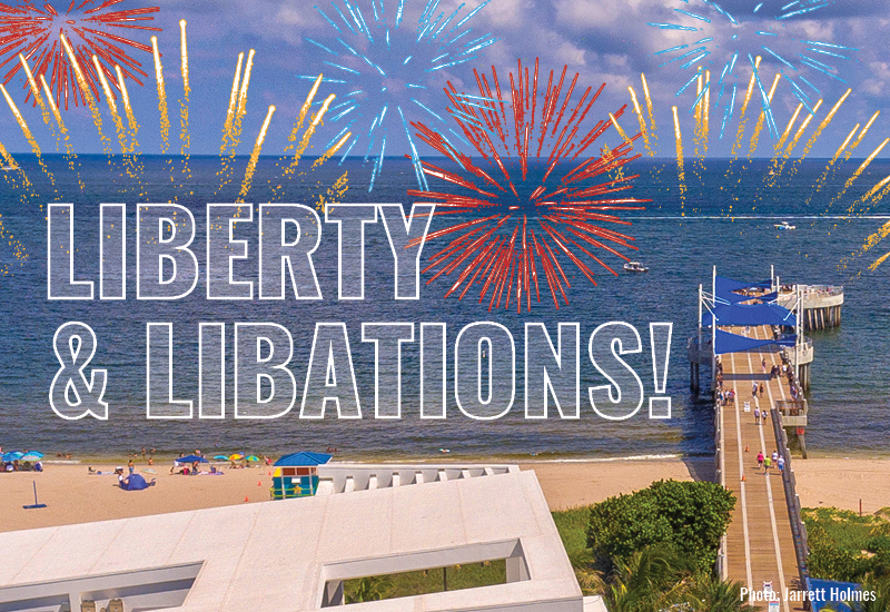 Liberty and Libations July 4th Party