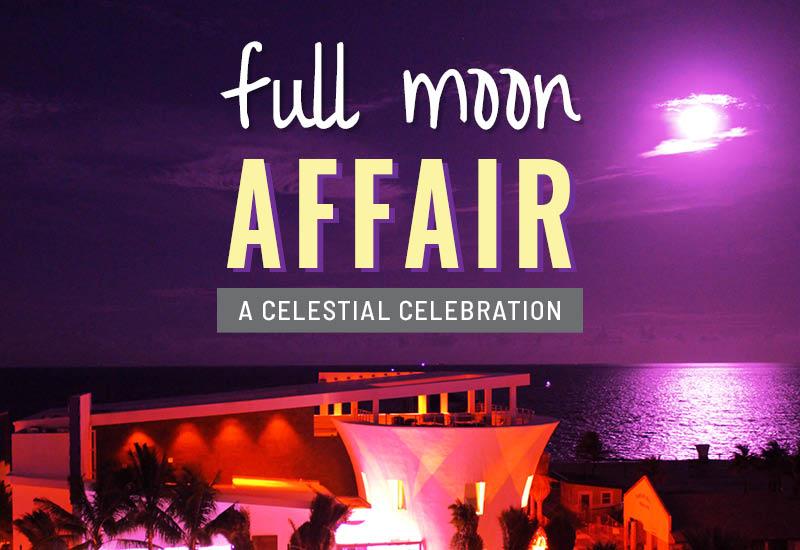Full Moon Affair Event Series